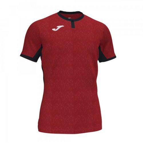 Toletum II T-shirt Red/Black