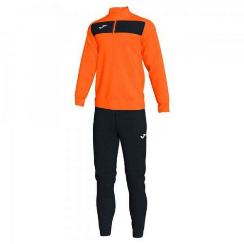 Joma Academy II Tracksuit Orange/Black