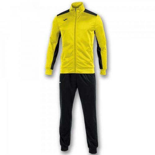 Joma Academy Tracksuit Yellow
