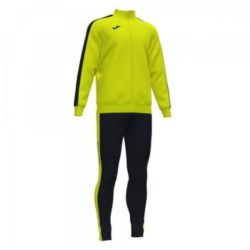 Joma Academy III Tracksuit Bright Yellow/Black
