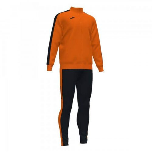 Joma Academy III Tracksuit Orange/Black