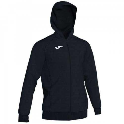 Joma Menfis Hooded Jacket Black