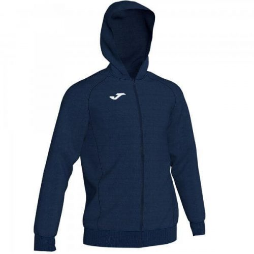 Joma Menfis Hooded Jacket Navy
