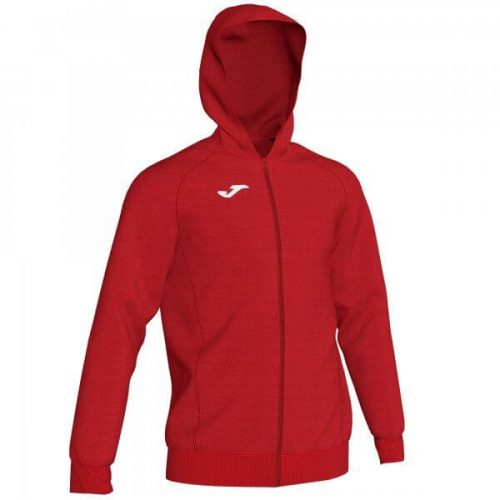 Joma Menfis Hooded Jacket Red