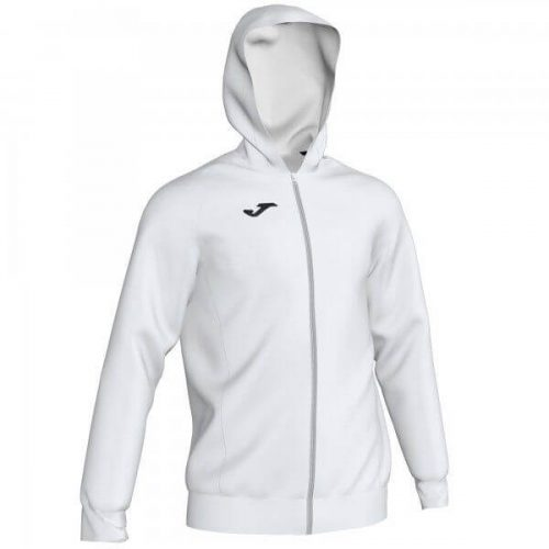Joma Menfis Hooded Jacket White