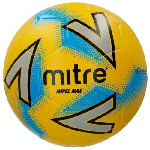 Mitre Impel Max Football Yellow