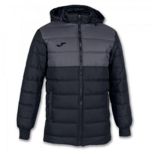 Joma Urban II Jacket Black/Anthracite