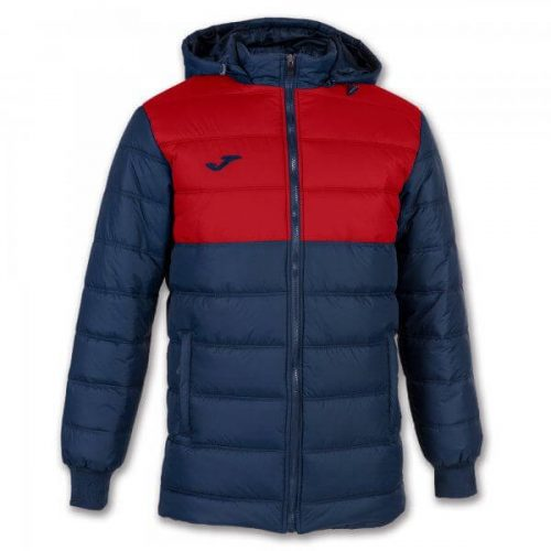 Joma Urban II Jacket Navy/Red