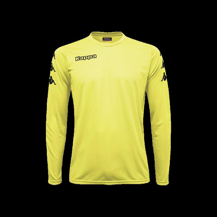 Goalkeeper Tee Yellow