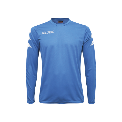 Goalkeeper Tee Blue