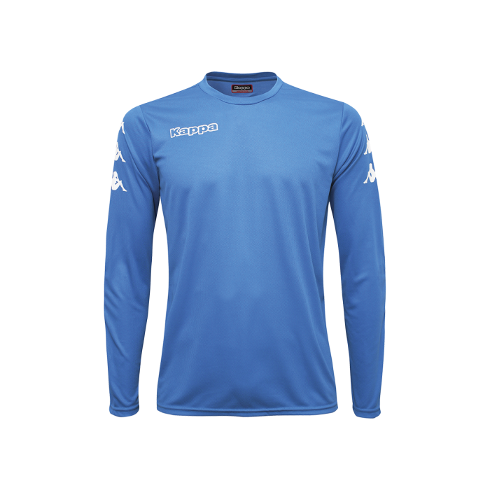 Goalkeeper Tee Blue