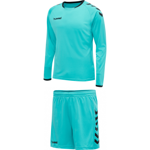 Hummel Goal Keeper Set blue