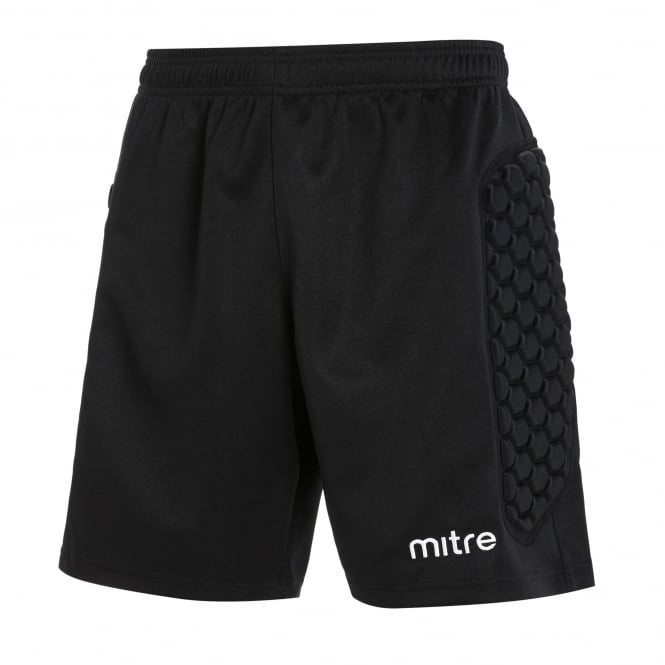 Guard Goalkeeper Shorts Black
