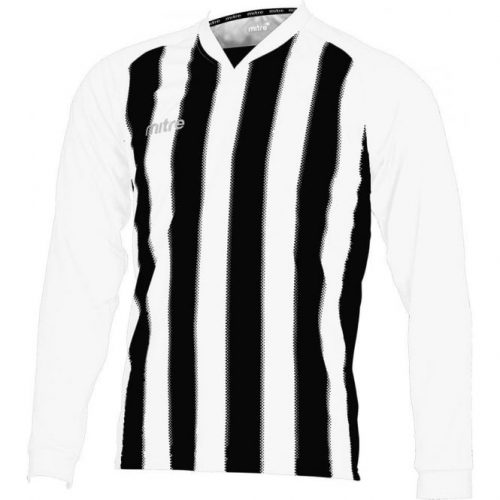 Optimize Jersey White & Black