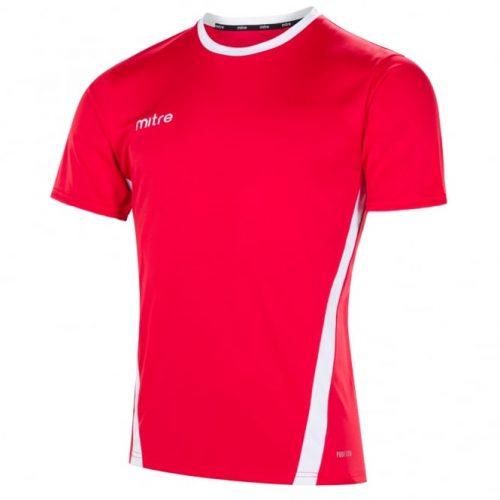 Origin T-Shirt Red & White