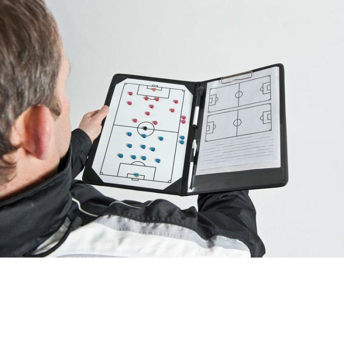 Pro Soccer Coaches Tactic Folder