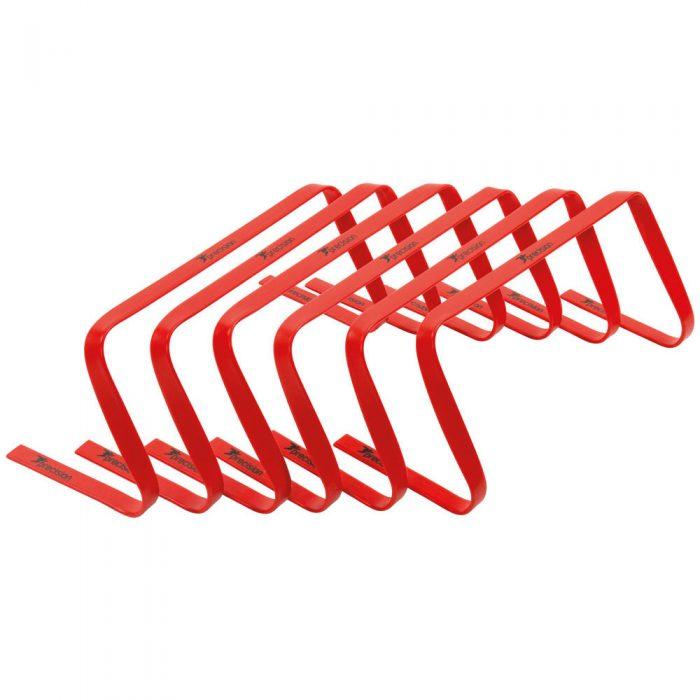 Hurdles Red