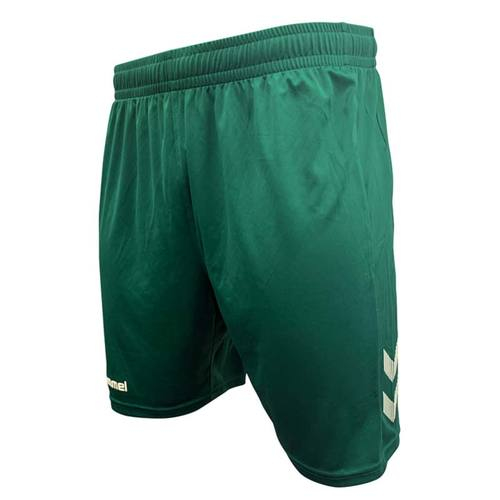Hummel elite poly shorts Evergreen