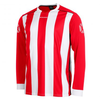 stanno BRIGHTON LS RED WHITE