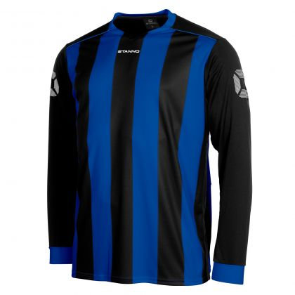 stanno BRIGHTON LS ROYAL BLACK