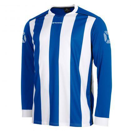stanno BRIGHTON LS ROYAL WHITE