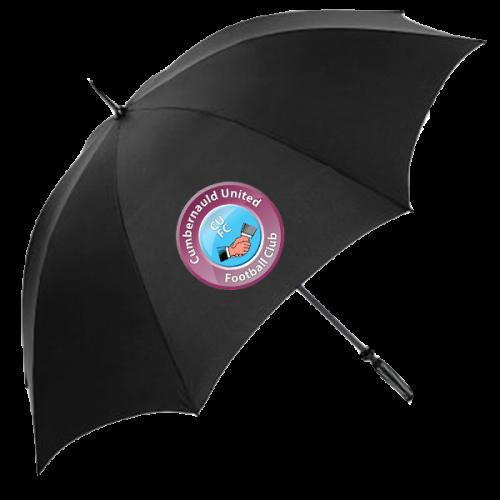Cumbernauld Utd Golf Umbrella