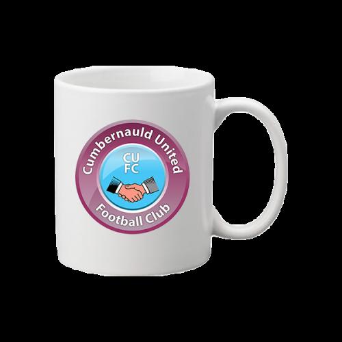 Cumbernauld Utd Mug