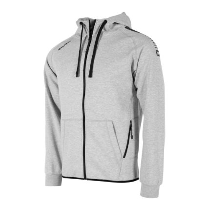 stanno Ease hooded jacket grey
