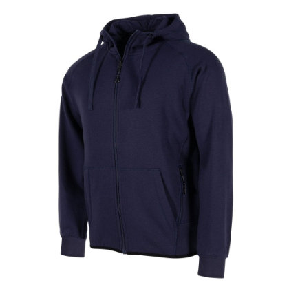 Stanno Ease hooded jacket navy