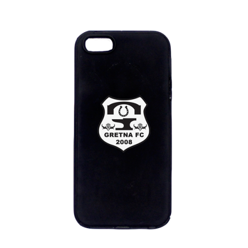 Gretna Phone Case Samsung or Iphone Black