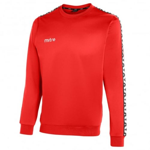 mitre Poly top red