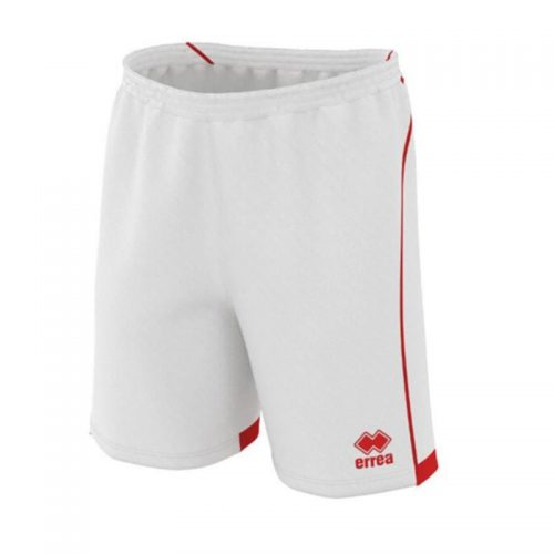 errea Transfer Shorts White & Red