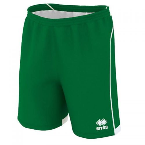errea Transfer Shorts green & white