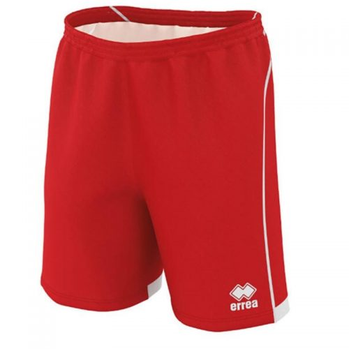 errea Transfer Shorts red & white