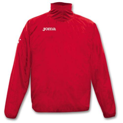 Joma Windbreaker red