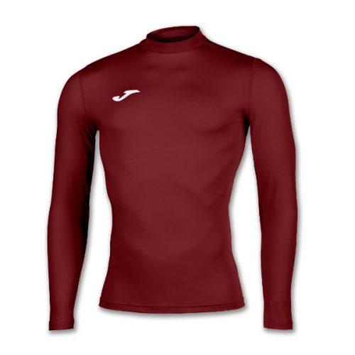 Joma brama academy shirt maroon
