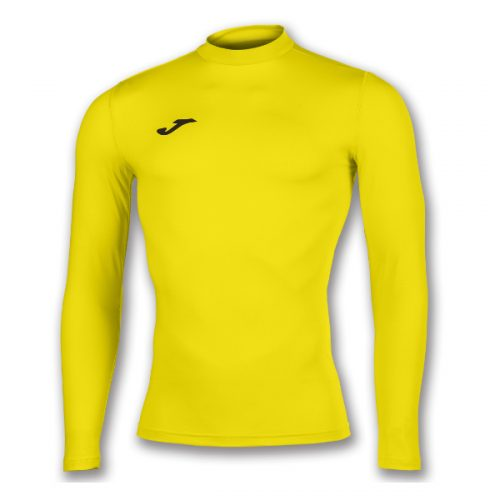 Joma brama academy shirt yellow