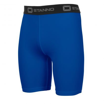stanno centro fitted shorts royal