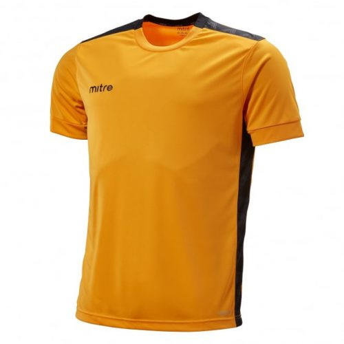 mitre charge amber and black