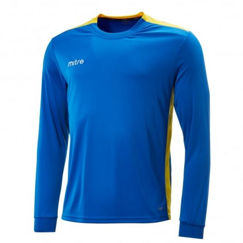 mitre charge ls blue and yellow