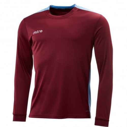 mitre charge ls maroon and skyblue