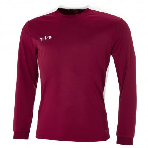 mitre charge ls maroon and white