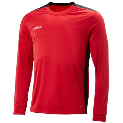 mitre charge ls red and black