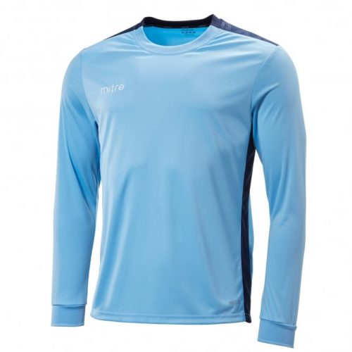 mitre charge ls skyblue and navy