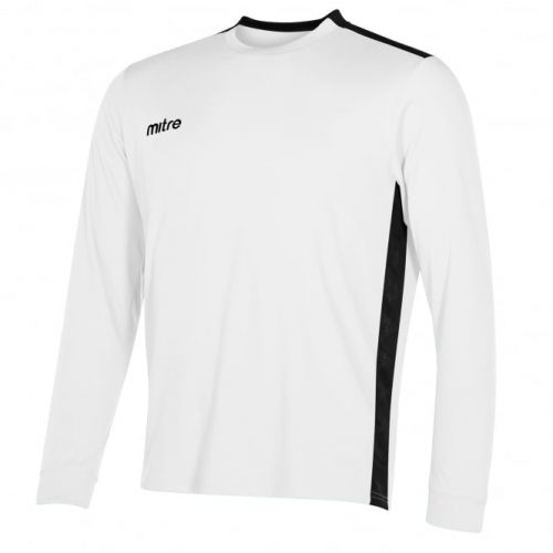 mitre charge ls white and black