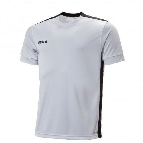 mitre charge white and black