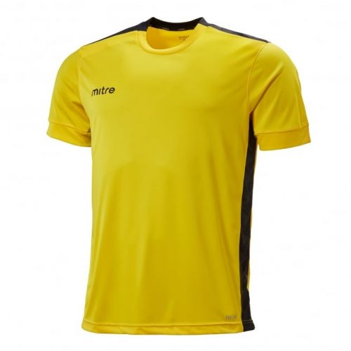 mitre charge yellow and black