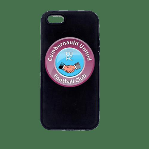 Cumbernauld Black Phone Case
