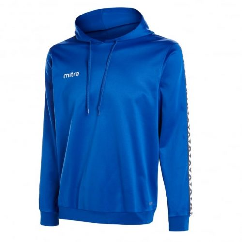 mitre delta poly hoody royal