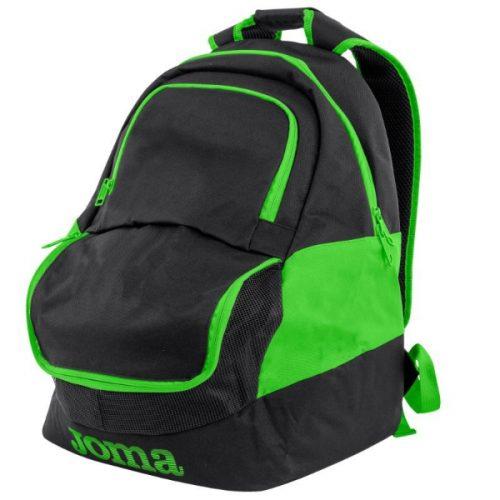 Joma diamondii backpack black-green